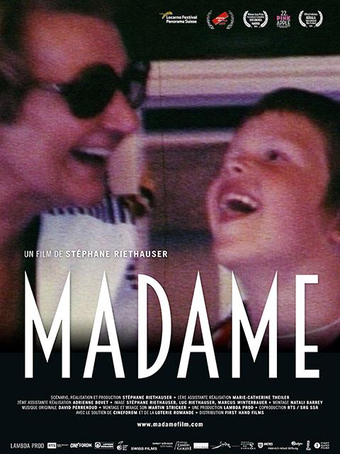"""Film """"Madame"""""""