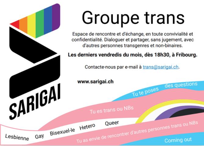 29.10 : rencontre groupe trans